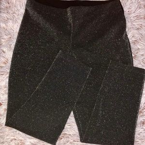 NWOT Sparkly Pants